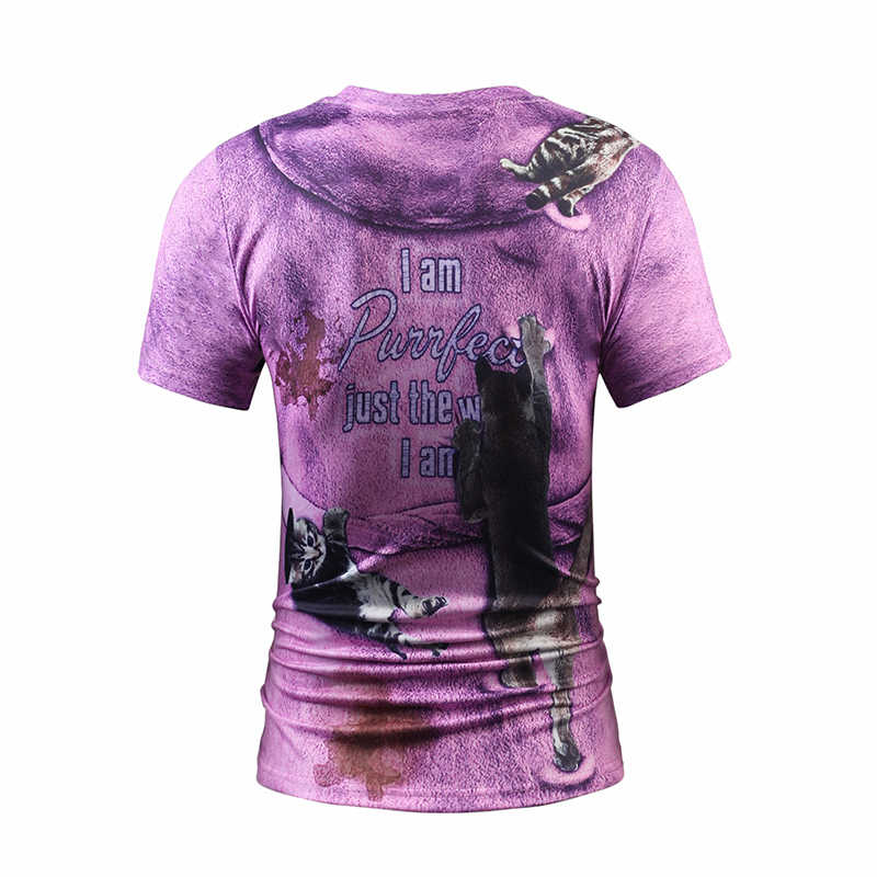 Mr.1991INC & Miss. GO di Marca 2019 Più Nuovo Uomo Personalizzato Stampato Accappatoio Disegno di Modo T-Shirt