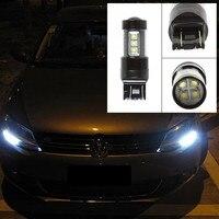 2 pcs Livre de Erros Branco Lâmpadas LED T20 7443 Cree Chip 80 W 1000Lms carro Luzes Reversas de Backup Para Honda Acura Chevrolet GMC e assim por diante
