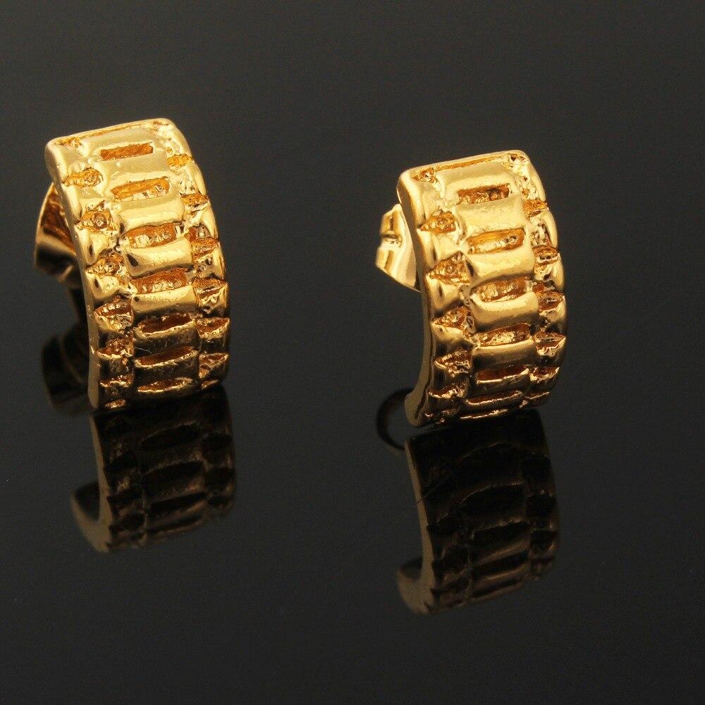 ヾ(^  ^)ノНовый Мода. <b>Gold</b> filled Серьги-кольца для Для женщин ...