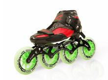Top quality!Original Brand Speed Skating Shoes,Adults /Kids Professional Roller Skates With 4 Wheels Inline Roller Patins Skates