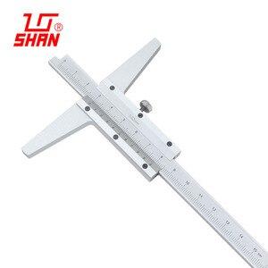 Высокоточный штангенциркуль из нержавеющей стали 0-150 0-200 0-300 мм, измеритель глубины