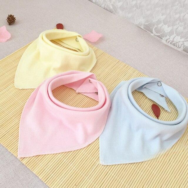 Baby Bibs For Boy&Girl bandana bib Burp Cloth Print animal Triangle Cotton Baby Scarf Meal Collar Burp baby Accessories baby bib
