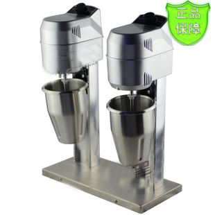 Stainless Steel milk shaker,milk shake machine ,milk mixer ,drinker mixer machine ,220V BL-18 double slider Blender milk shaker milk shake maker stainless steel milkshaker stirring machine beverage mixing blender with double cups zf