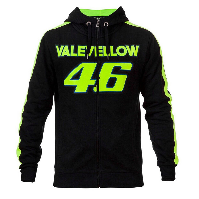 MOTO GP Motorcycle Rossi VR46 tops Jerseys M1 Mens Fashion Cotton off road Jackets MOTO  ...