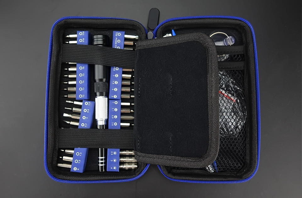 Magnetic Precision 46in1 Screw Driver Set
