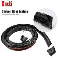 Car Carbon Fiber Rear Spoiler Wing For Jeep Renegade Wrangler JK Grand Cherokee Compass For Cadillac CTS SRX ATS Accessories