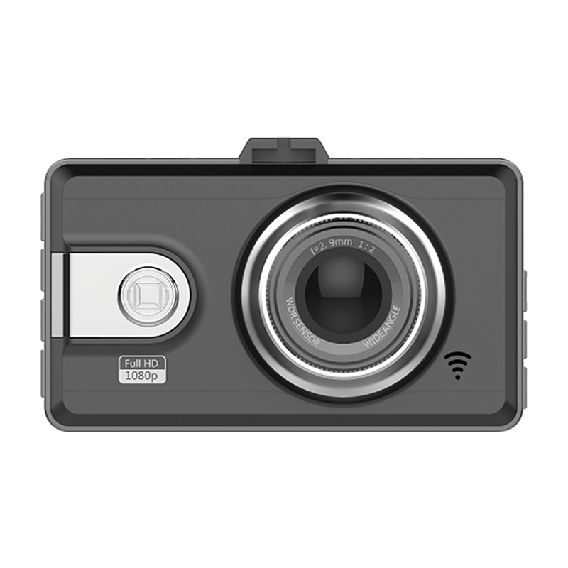 Mini Car Mointor Camera HD 1080P 3 Inch IPS Screen 6H Wide-angle Lens LED Night Vision G-sensor Video Photo Car DV DVR Recorder