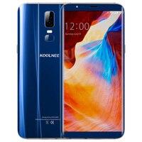 KOOLNEE K1 4 Gam Điện Thoại Thông Minh Android 7.0 6.01 Inch MTK6750T Octa Core 1.5 GHz 4 GB RAM 64 GB ROM 16.0MP Camera Phía Sau Vân Tay Scanner