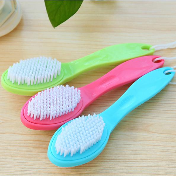 Image result for Scrubbing brushes or stones