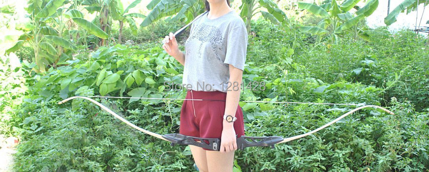 22 34lbs Recurve Bow Glass and Steel Free rest For Bow Hunting Archery Outdoor Free Shipping