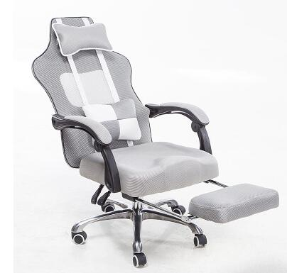 Computer chair. Household net cloth staff office ergonomic chair. Lifting swivel chair. Old. E-sports chair can lie 240340 high quality back pillow office chair 3d handrail function computer household ergonomic chair 360 degree rotating seat