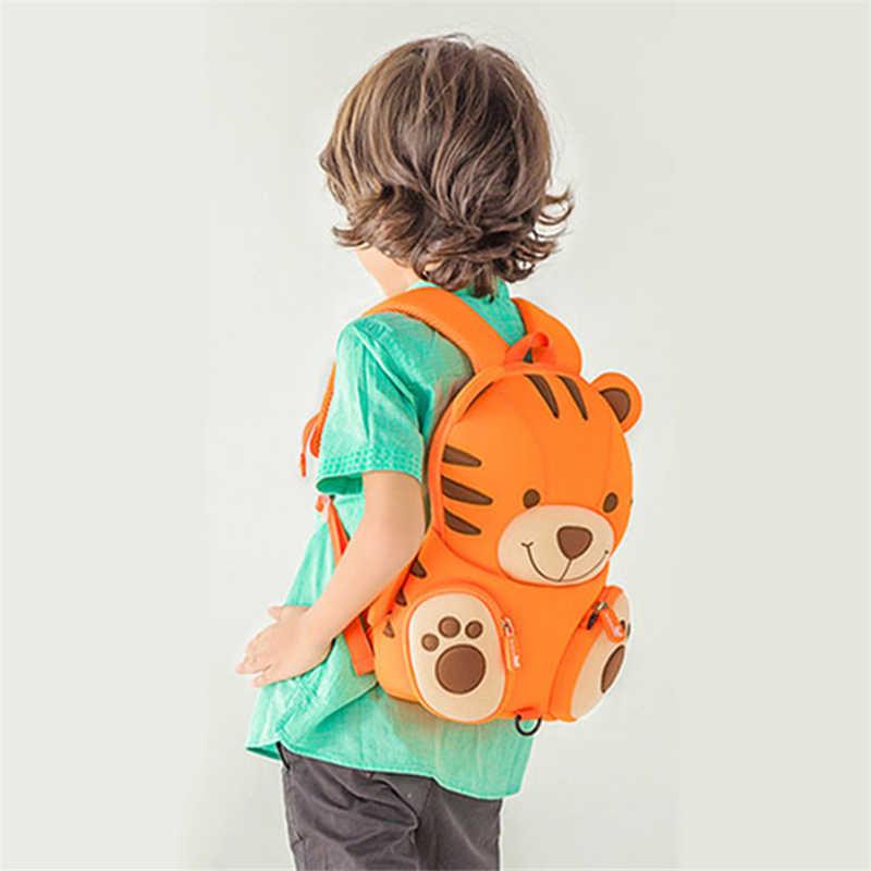 d318d81a77 ... NOHOO Kids Backpack 3D Anti-lost Backpack Children School Bags  Waterproof Cute School Backpacks for