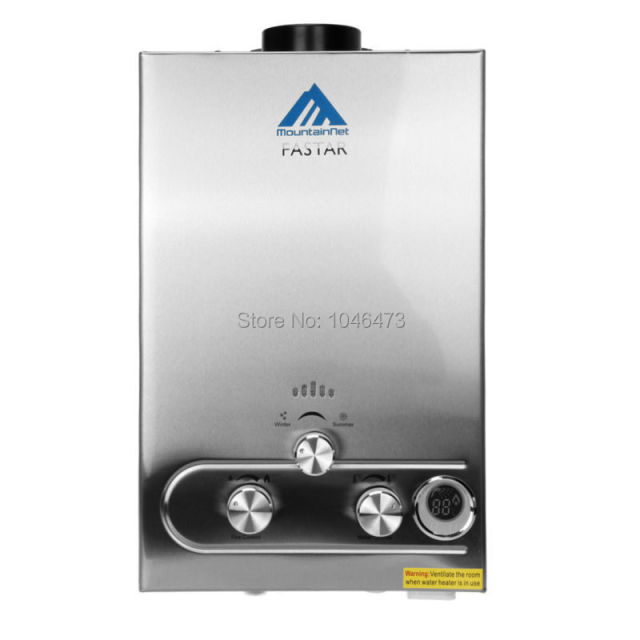 Rsq 8yhb 8l Instant Hot Water Heater Lpg Propane Stainless