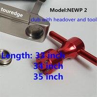 New Customize Golf Service New Model NewP 2 Golf Putter NEWPORT 2 Golf Putter With Headcover