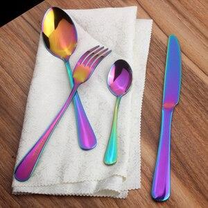 Image 5 - Service de couverts de cuisine en acier inoxydable