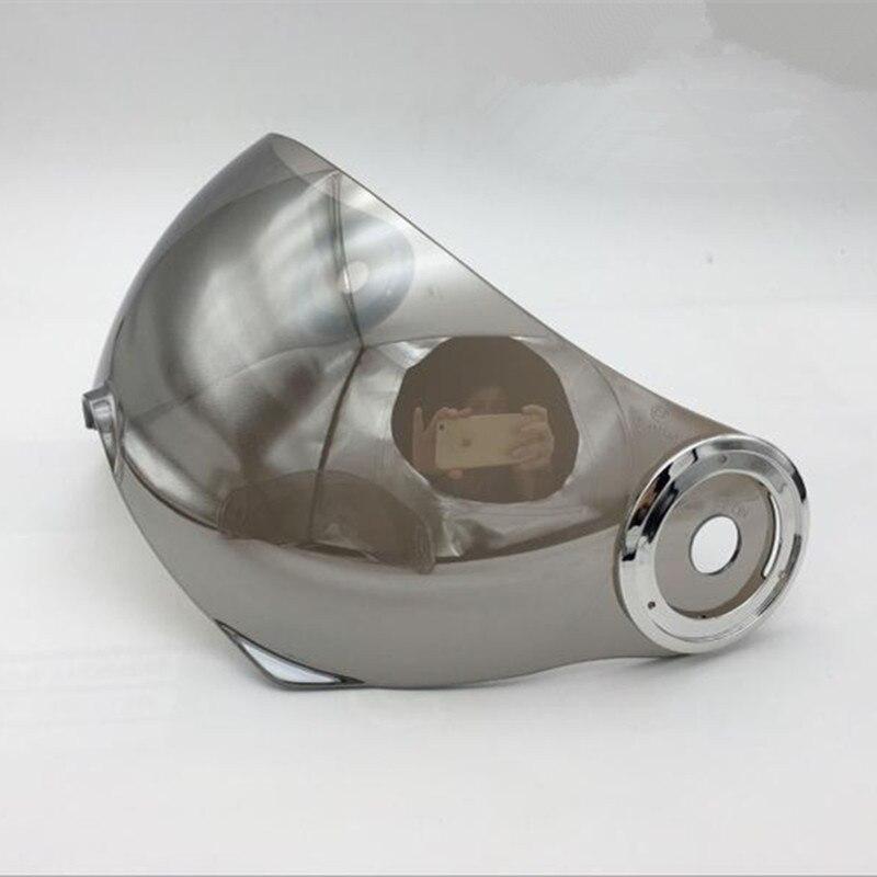 Brand BEON B-110B Motorcycle helmet visor lens PC material helmet visor mirror Anti-UV helmet lens