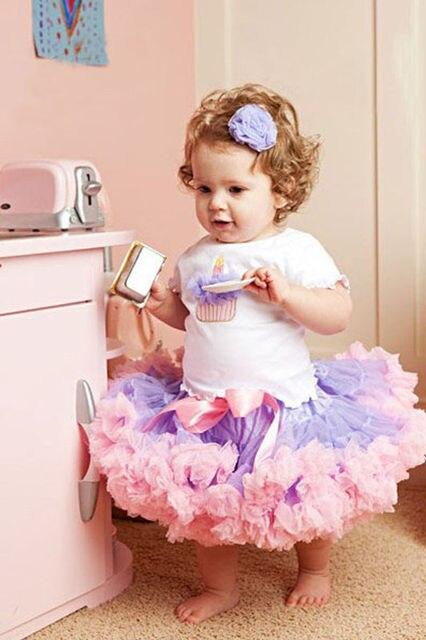 ffc3e7a88 Nice Baby Girls Kids Tutu Ballet Dance Skirt Pettiskirt Tutus Skirts ...