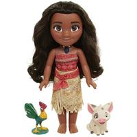40cm Moana Music Anime Moana Pvc Action & Toy Figures 1 Piece Action Figure Control Action Battery Figures Model