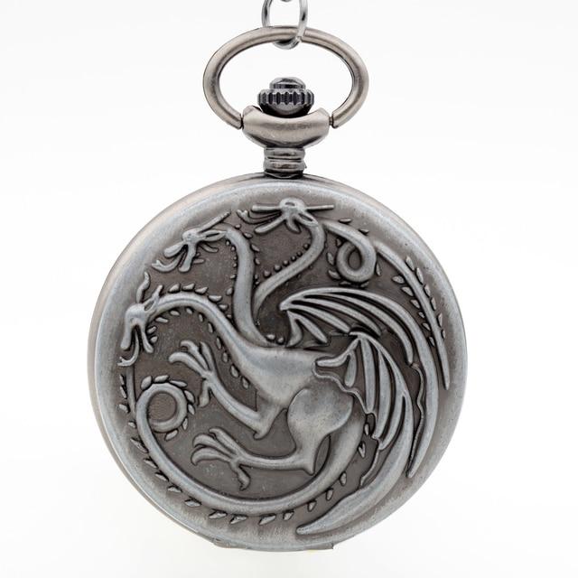 Карманные часы Игра престолов Таргариены 2