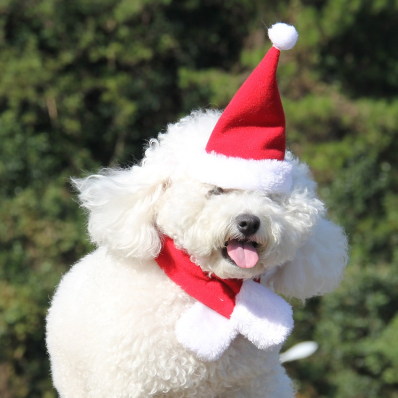 Winter Cute Handsome Holiday font b Pet b font font b Supplies b font Christmas Wear