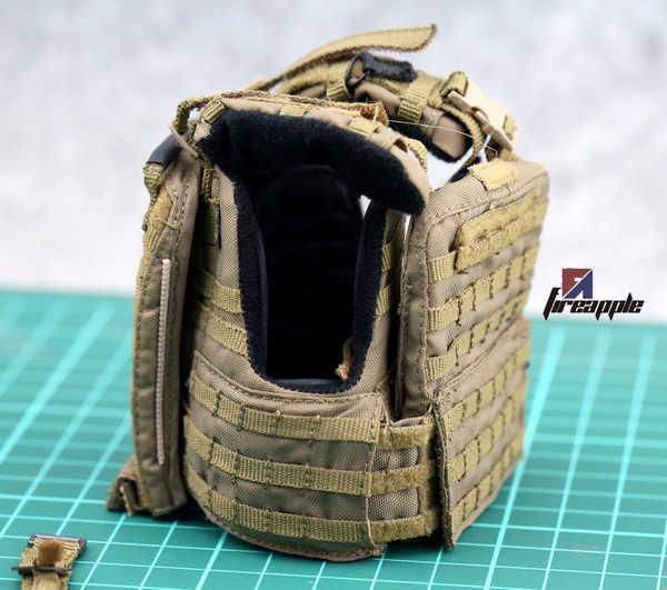 1/6 солдат флагсет США MARSOC США Руль тактический жилет сумки с полным набором моделей фигурки