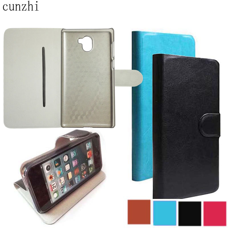 cunzhi for Leagoo kiicaa mix Case 5.5inch , PU Leather Flip Back Cover Case for leagoo kiicaa mix