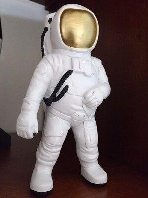 Astronaut Sculpture Handmade Home Decor 4