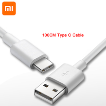 XIAOMI 9 USB TYPE C Fast Charge Data Cable for MI 8 Max 4 5 5C 5S 6 A1 Redmi 3 3s 4A 4X Note Plus Fit All Type Port