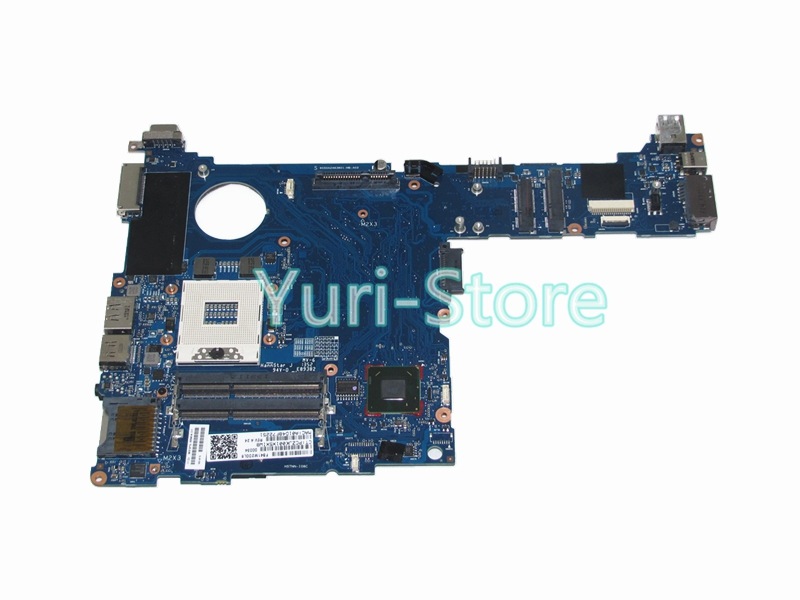 NOKOTION laptop motherboard 685404-001 for hp elitebook 2570P Mainboard QM77 GMA HD 4000 DDR3 warranty 60 days nokotion 744189 001 745396 001 main board for hp 215 g1 laptop motherboard ddr3 with cpu zkt11 la a521p warranty 60 days