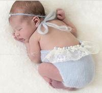 newborn photography prop mohair pearl Clothes Photo cloth swaddle shawl wraps fotografie achtergronden for infant