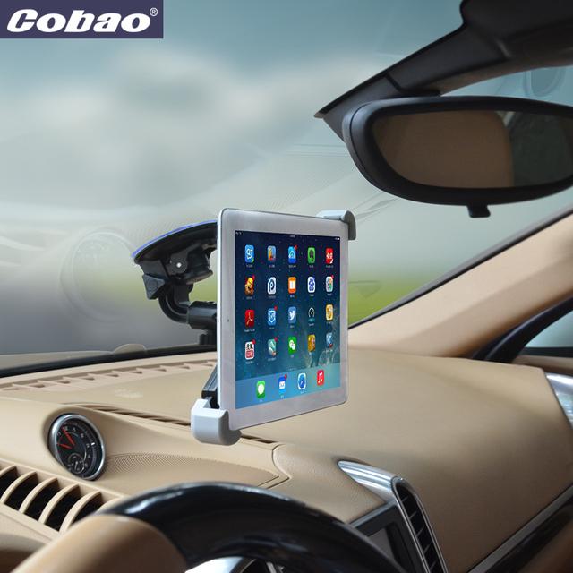Universal de gran ventosa fuerte succión 9 10 11 pulgadas tablet pc tablet sostenedor del coche del parabrisas del soporte adecuado para ipad