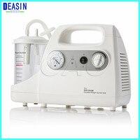 Portable Dental Vacuum Phlegm Suction Unit Electric Medical Emergency Sputum Aspirator Machine Equipment 1000mL