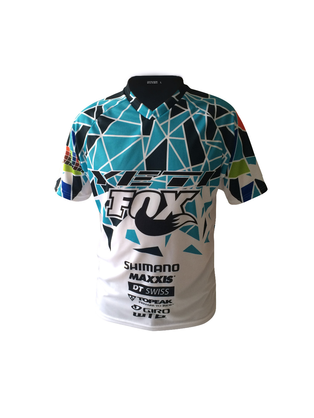Yeti Mountain Bike Shirts 8e562bc8c
