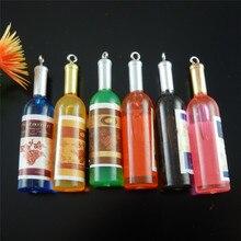 Здесь можно купить   Graceangie 5pcs Wine Bottle Pendant Charms Handmade Hanging Crafts Finding New Arrival Accessory Fashion Jewelry