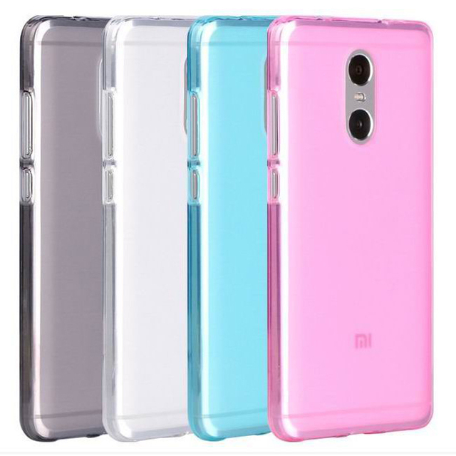 competitive price 202cd 1637a US $1.99 |For Xiaomi Redmi Note 4 Global Case For Xiaomi Redmi Note 4X Case  Slim Shockproof Frosted TPU Silicone Matte Soft Back Cover-in Fitted Cases  ...