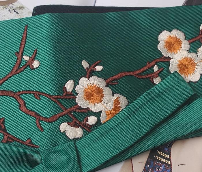 მოდის იაპონური მაქმანი - ტანსაცმლის აქსესუარები - ფოტო 4