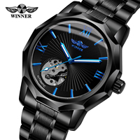 WINNER Watch 2019 New Sport Mechanical Watch Luxury Watches Mens Watches Top Brand Montre Homme Clock Men Automatic
