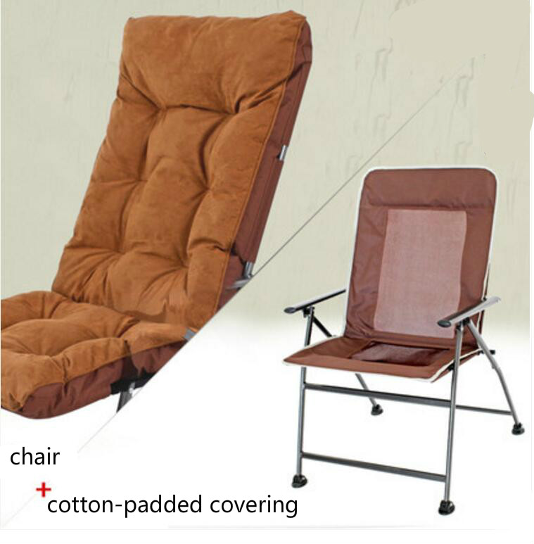 Promotion high quality  lazy folding leisure chair office chair aftrer lunch lying chair large bearing capacity free shipping pastan heroes in disguise – poems cloth