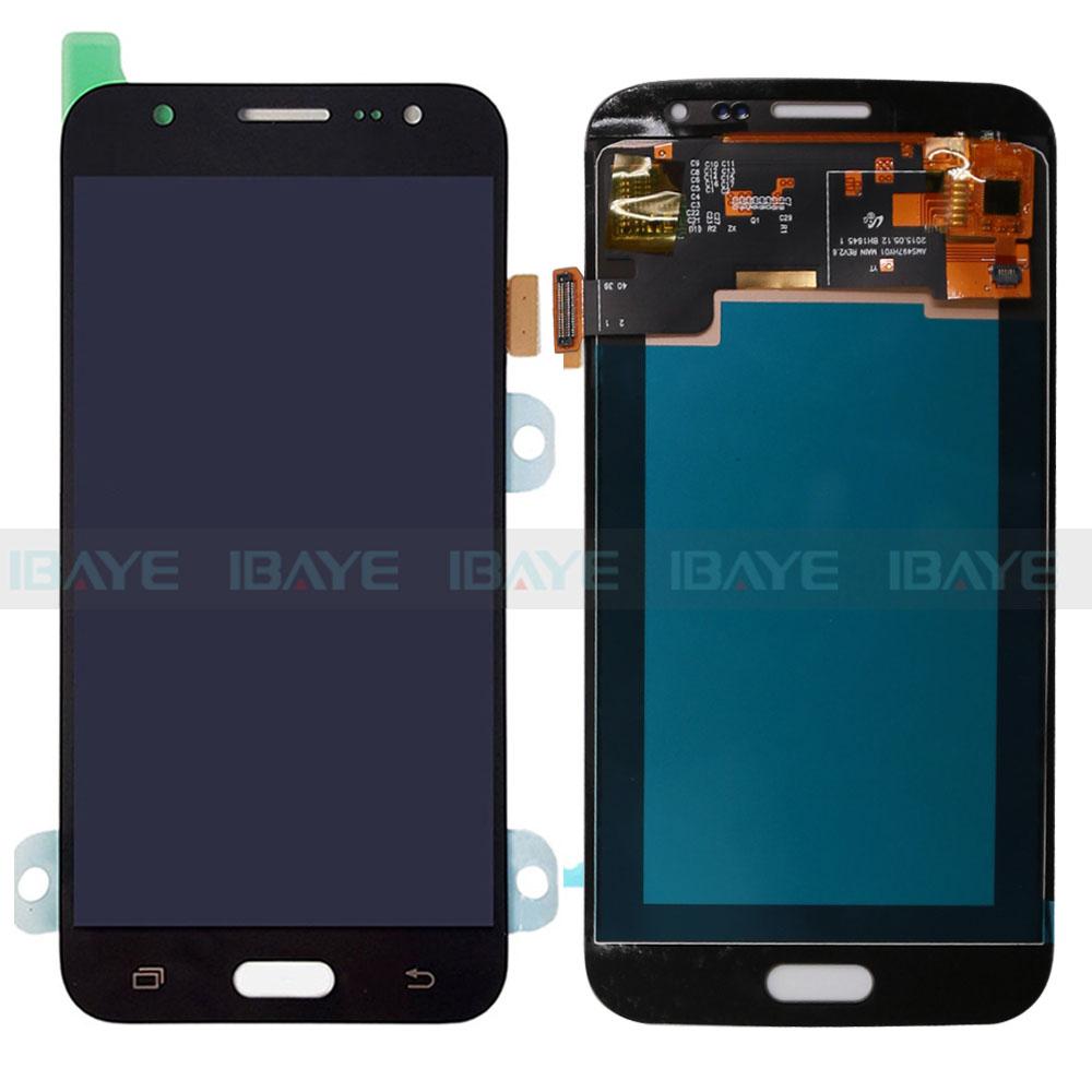 Prix pour LCD pour samsung J5 j500 affichage Pour Samsung Galaxy J5 J500F 2015 LCD Digitizer Écran Tactile J500FN J500M J500Y Remplacement outil