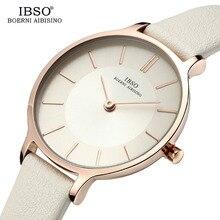2019 IBSO Ladies Luxury Watch 8 MM Ultra Thin Watch