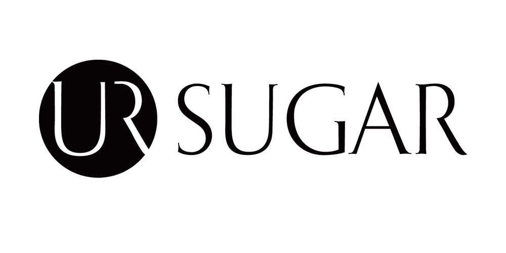 Лого бренда UR Sugar из Китая