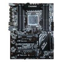 OEM 100% новый X79Z VB10 рабочего Материнская плата X79 LGA 2011 для I7 E5 V1 E5 V2 DDR3/ECC 128 г USB3.0 все, ATX добыча доска