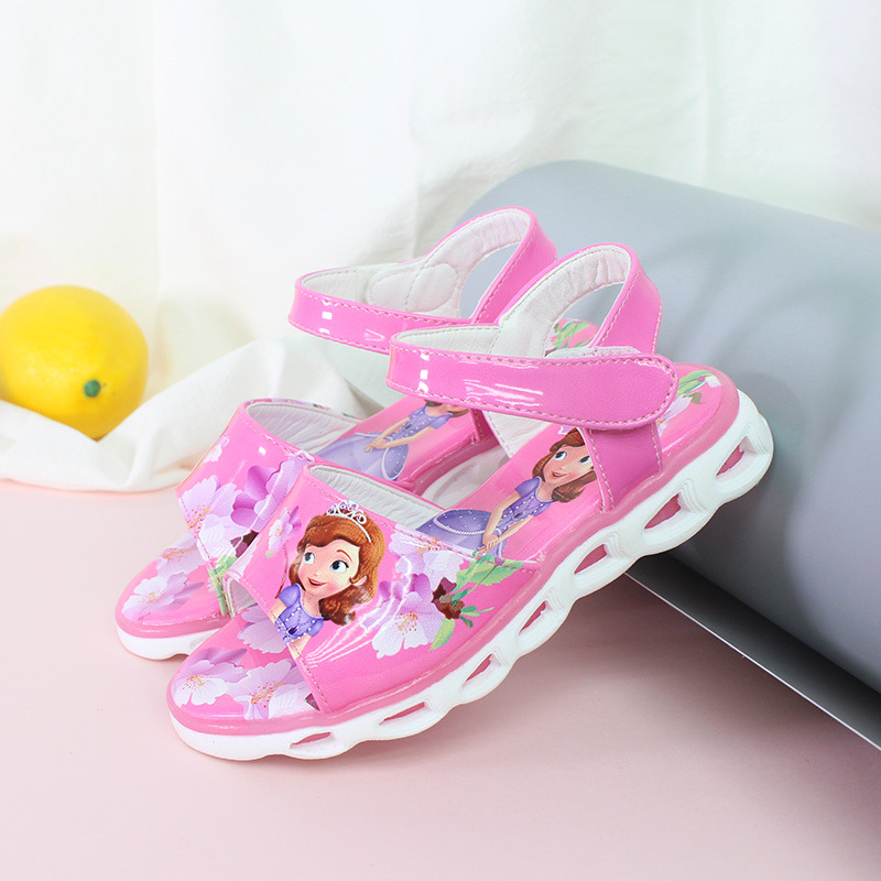 Mutter & Kinder Sofia Prinzessin Baby Casual Schuhe Weiches Licht Schuhe Eu Größe 15-19