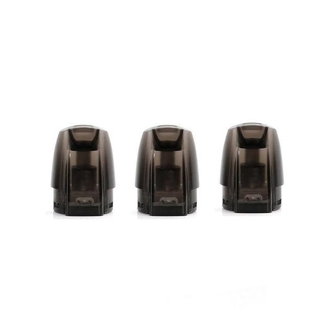 12 pçs/lote Original JUSTFOG Minifit Pod 3 Unidades se encaixam para JUSTFOG minifit Starter Kit cigarro Eletrônico Acessório