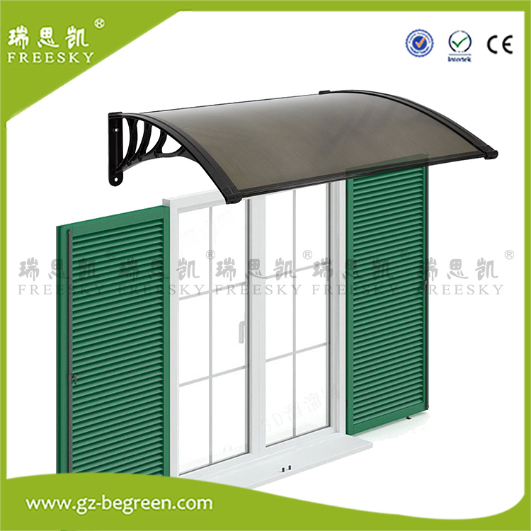 YP60160 60x160cm 60x240cm 60x320cm DIY Overhead Clear Outdoor Awning Patio Cover Door Window Polycarbonate yp80100 80x100cm 80x200cm 80x300cm clear window awning diy overhead door canopy decorator patio cover