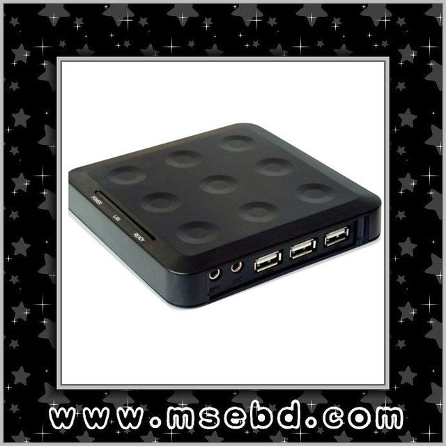 Thin Client Mini PC Windows Embedded With RAM 128M FLASH 2GB CPU 800HZ Built-in Win CE 6.0