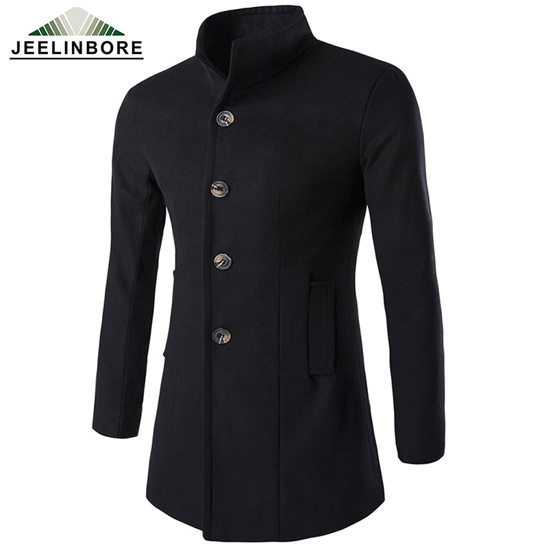 Popular Wool Men's Coat-Buy Cheap Wool Men's Coat lots ...