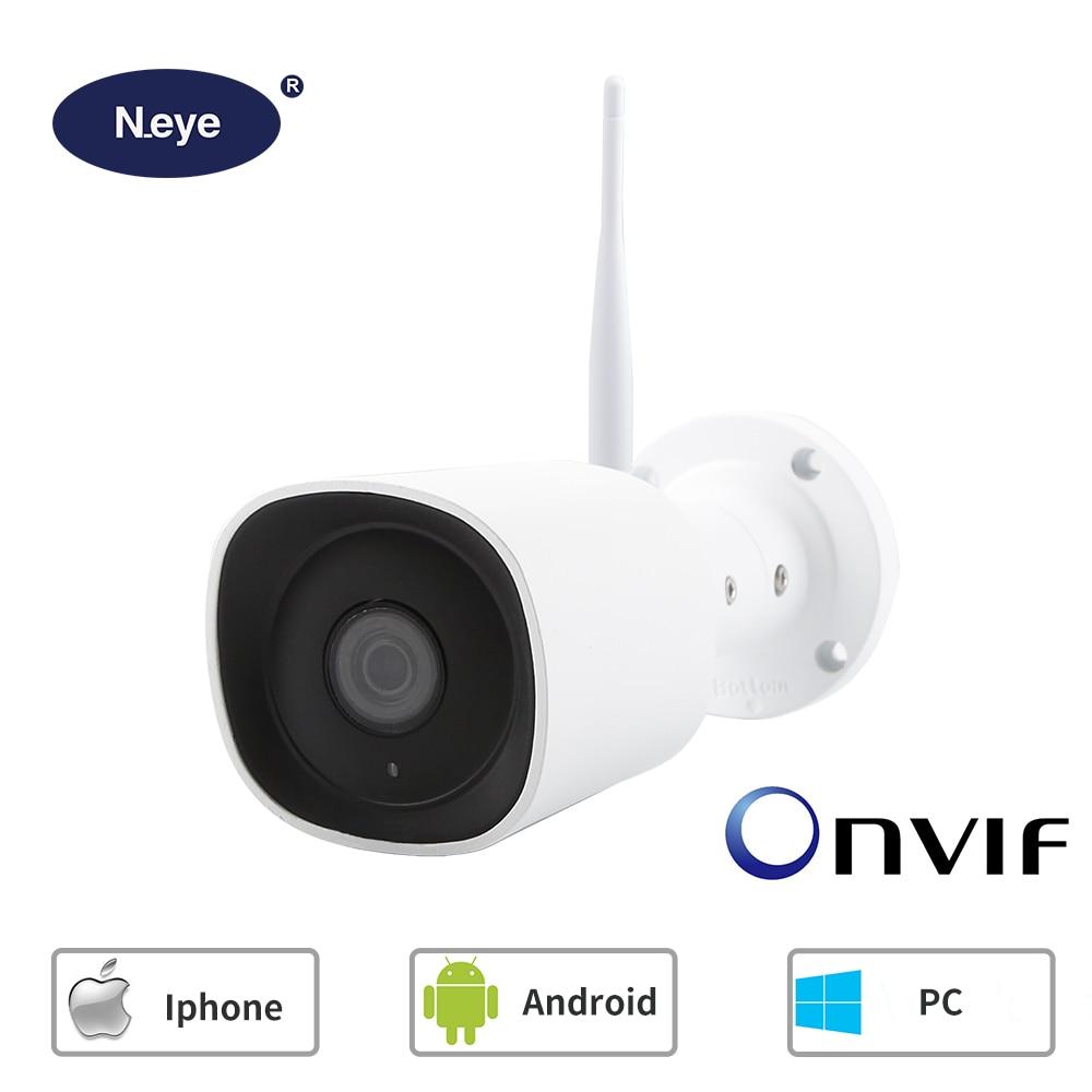Caméra de sécurité caméra ip WiFi balle caméra extérieure couleur Vision nocturne étanche détection de mouvement ip caméra extérieure onvif
