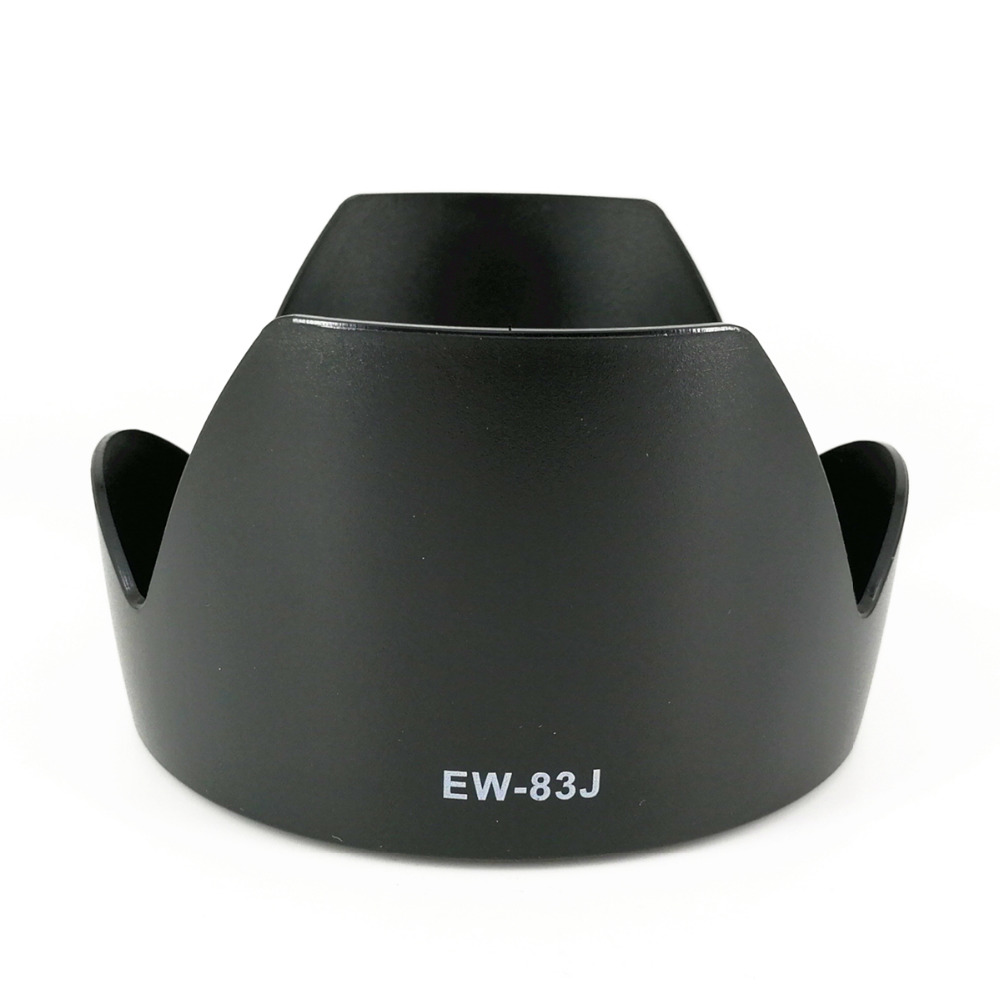 NEW Lens Hood EW-83J for Canon EF-S 17-55mm F2.8 ISU