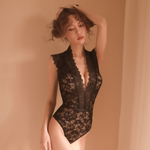 sexy mousse waist shapesr butt shapers women bodysuits sexy lace V-neck floral mesh  see through new black red white red see through lace details sleeveless bodysuits